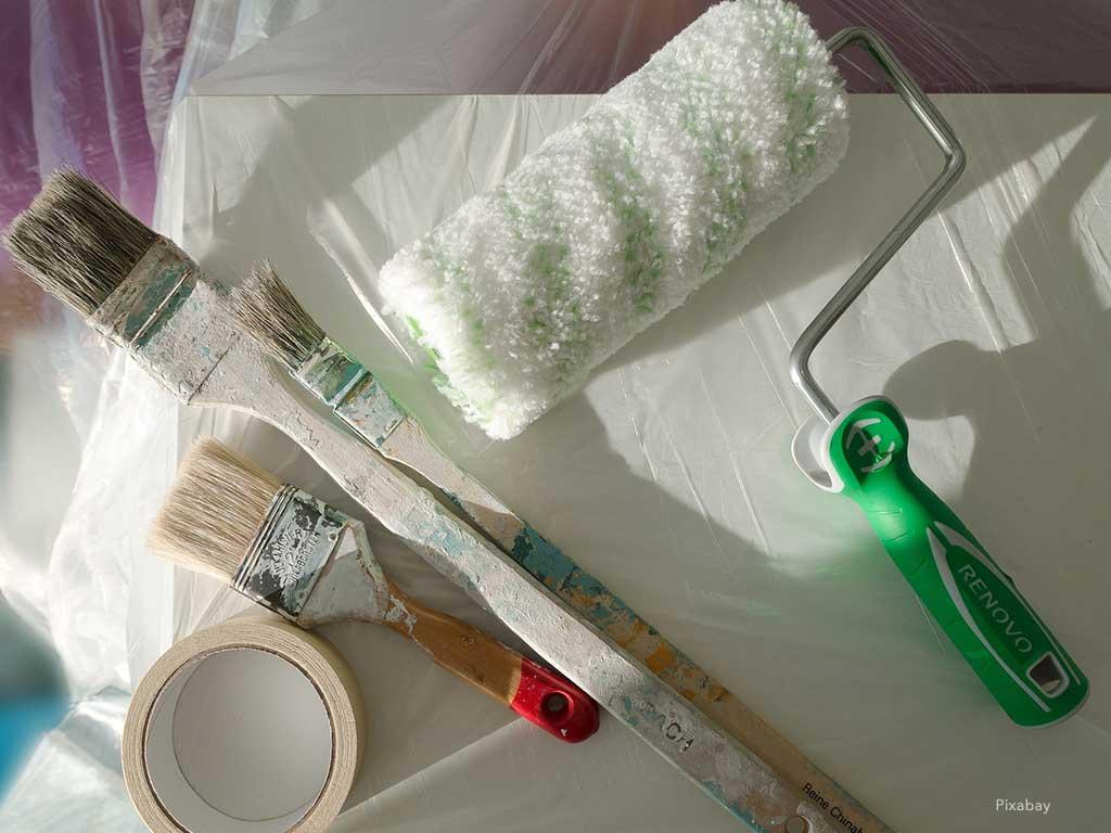 Haussanierungen und Reparaturen rund ums Haus